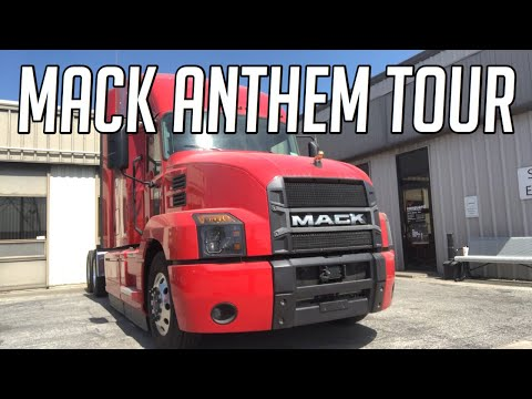 Mack Anthem Tour! VLOG # 92