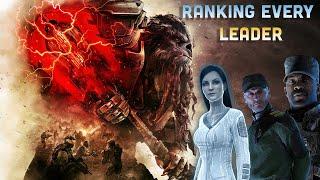 Halo Wars 2: Ranking Every Leader