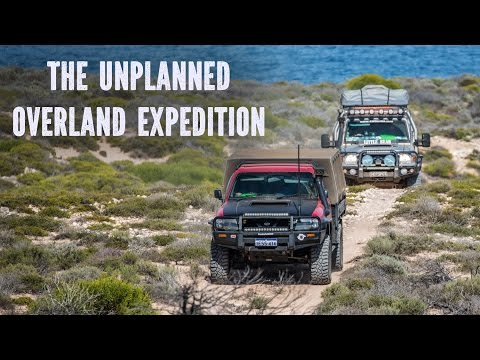 The Unplanned Overland Expedition