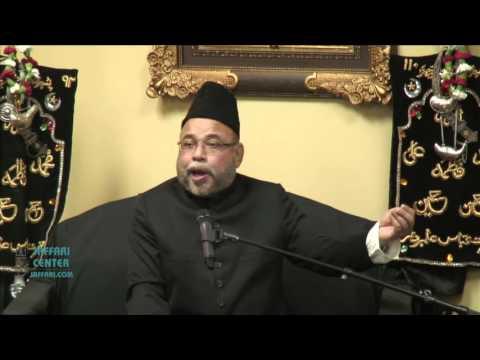 4th Muharram 2015/1437 Maulana Sadiq Hasan Urdu Majlis