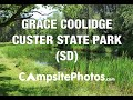 Grace Coolidge Campground, Custer State Park, South Dakota