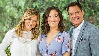 "Highlights - ""When Calls the Heart"" star Erin Krakow - Home & Family"