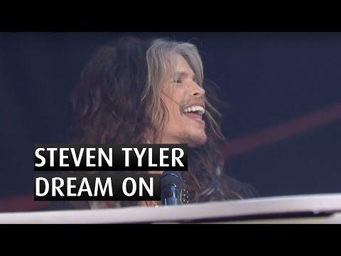 """Steven Tyler """"Dream on"""" 2014 Nobel Peace Prize Concert"""