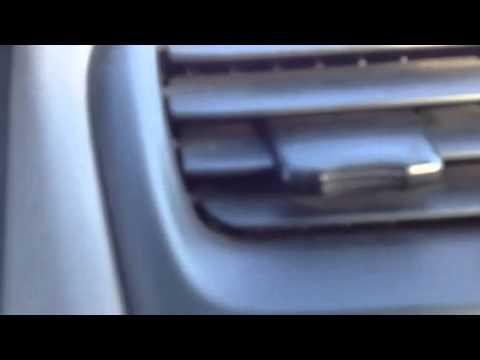 Bad thermostat of Honda accord 1999