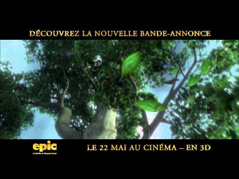 EPIC : La Bataille du Royaume Secret - TV Spot Girls HD
