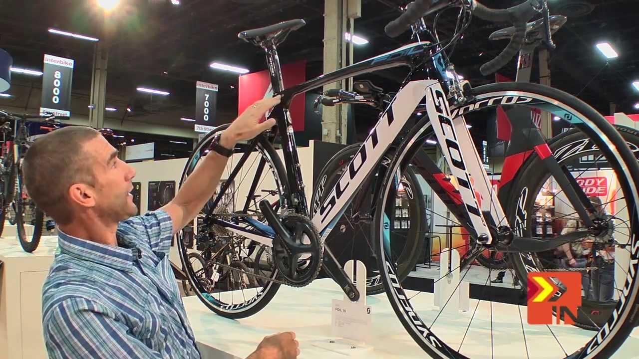 Scott Foil Scott Foil 2014 Road Bike
