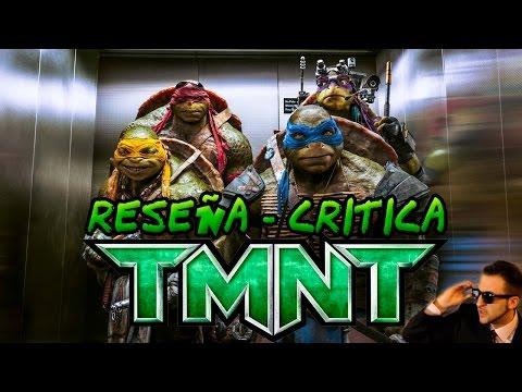 TEENAGE MUTANT NINJA TURTLES REVIEW: Reseña de Tortugas Ninja por Juanito Say [SPOILERS]
