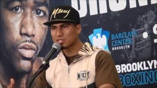 Broner - Garcia Post fight Press Conference