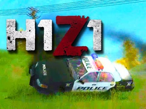 H1Z1 - Our First Car!! (H1Z1 Funny Moments!)