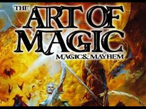 Magic  mayhem: the art of magic - wiki