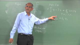 Lec 23 : Review of basic concepts in Molecular Spectroscopy