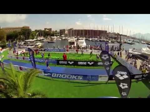 Circolo Canottieri Napoli ed il Campionato Italiano di Aquathlon 2014 by SKY SPORT ICARUS 2.0