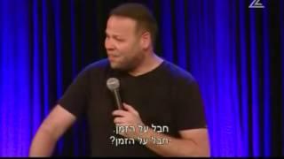 אדיר מילר בהופעה - סטנדאפ אילתורים תל אביב 2012