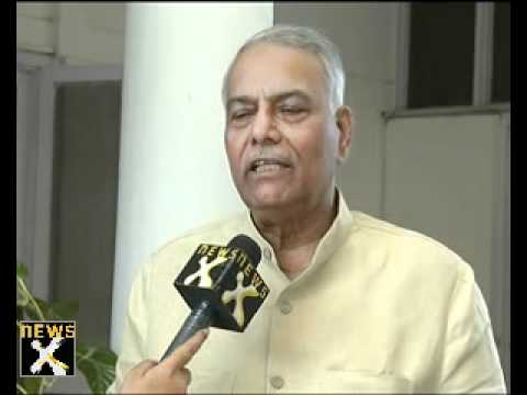 Yashwant Sinha slams PM Manmohan Singh over Pak remark