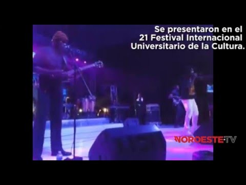 The Black Star Band emociona a ritmo de reggae al público en Culiacán