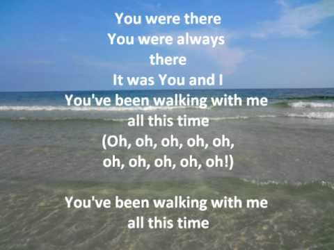 Britt Nicole - All This Time (lyrics) video