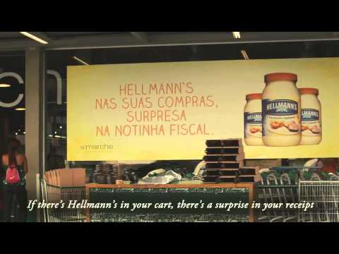 Thumbnail of video HELLMANN'S RECIPE RECEIPT