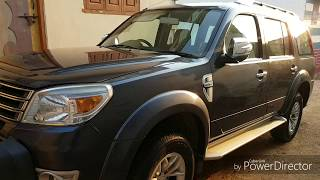 2013 ford endeavour 4x4 automatic transmission walkaround video.