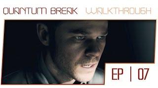 Quantum Break Walkthrough - Act 2 Part 1 [1-2] [100% Completion]