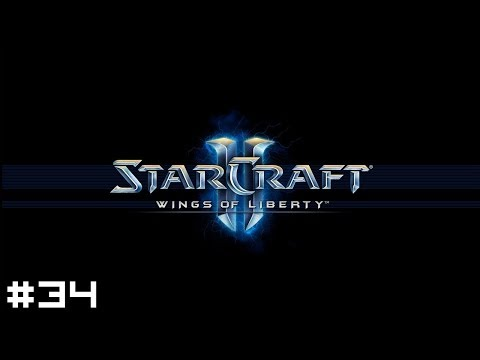 StarCraft 2: Wings of Liberty #34 - Into the Belly of the Beast