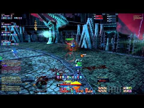 Tera Online - Nexus Traverse (Slayer POV)