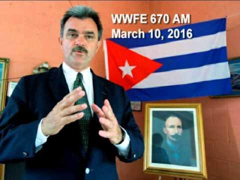 "Ramon Saul Sanchez - Cubans should ""create problems"" in Cuba"