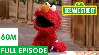 Elmo's Pretend School   Sesame Street Full Episode