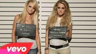 Miranda Lambert Somethin 39 Bad Ft Carrie Underwood Music Audio Makeup