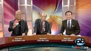Tường trình tin nóng Hoàng Sa trên đài Little Saigon TV ở Bôn Sa
