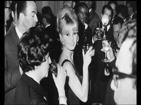 Brigitte Bardot RARE documentaire partie 1