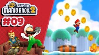 New Super Mario Bros 2 #09 (Luigi relaxando)