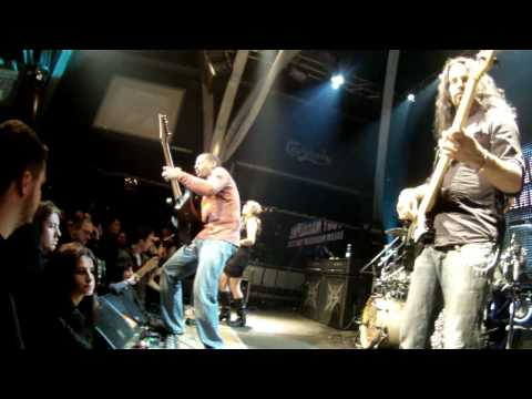 Tony MacAlpine - Keyboard solo + Edge of Insanity