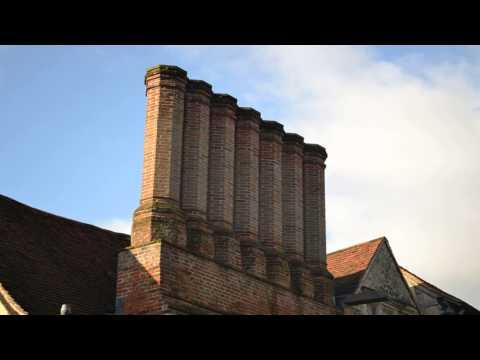 national trust ightham mote Sevenoaks Kent