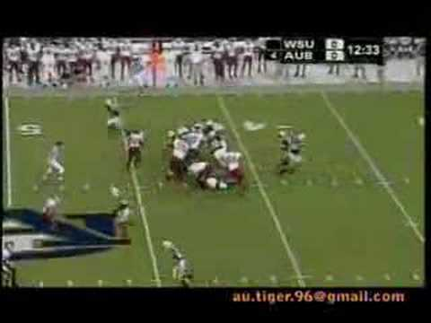 Auburn Tigers Football Kenny Irons Tribute Video