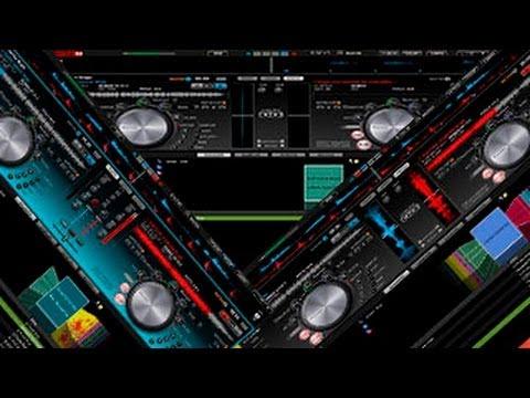 Skin Ddj Wego De Pioneer  Para Virtual Dj x32 y x64 Home y Pro