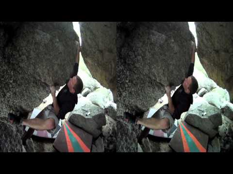 3D Climbing: Black Mountain Session 1