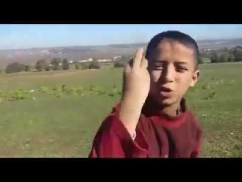 كلمة مؤثرة من طفل ريفي حول ضحايا فاجعة سيدي بولعلام #1
