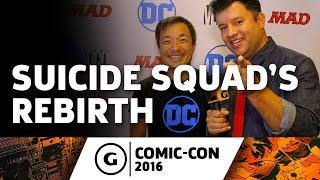 Suicide Squad's Comic Book Rebirth