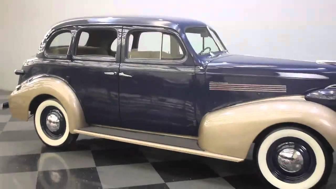 1798 1939 chevy master deluxe youtube for 1939 chevy master deluxe 4 door