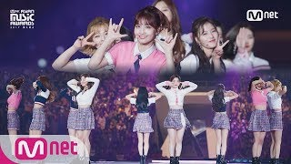 [2017 MAMA in Japan] TWICE_INTRO Perf.+TT+SIGNAL