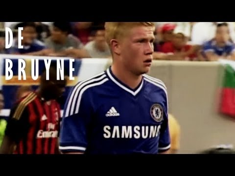 KEVIN DE BRUYNE vs AC Milan (Friendly) 2013/14 HD