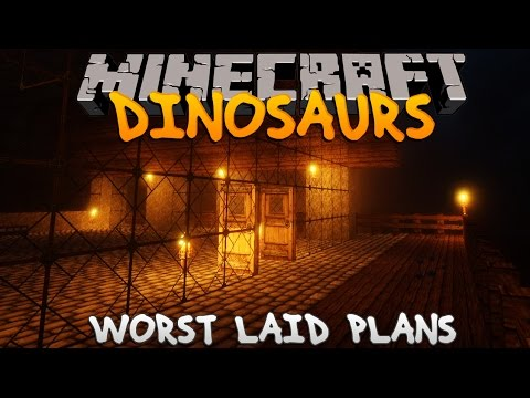 Minecraft Dinosaurs - Part 18: Worst Laid Plans.