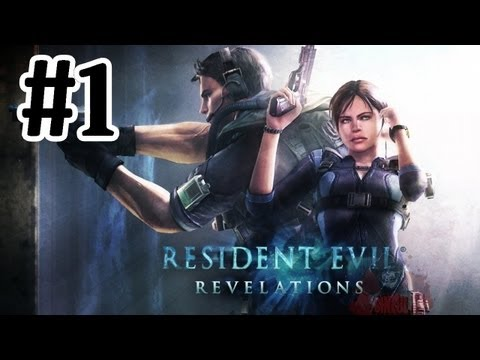 Resident Evil Revelations Part 1 With Commentary