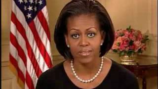 Haiti Relief Psa - Michelle Obama
