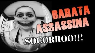 Barata assassina na minha casa #humordaana VÍDEO ORIGINAL