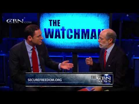 The Watchman: Silent Conquest of the West  - October 21 2014