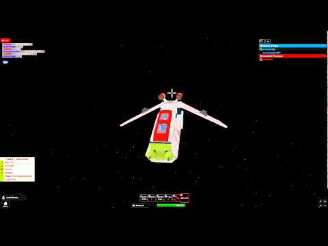 ROBLOX: To the Ends of the Galaxy...