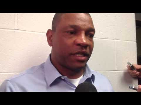Doc Rivers reacts to Pat Riley STFU Danny Ainge