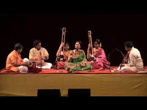 Bombay Jayashri sings Enta Muddo Enta Sogaso, Concert Hall, Sydney Opera House, 28 Apr 2013.