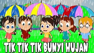 Download Lagu Tik Tik Tik The Sound of the Rain | Indonesian Kids Songs | Compilation 22 minutes Gratis STAFABAND